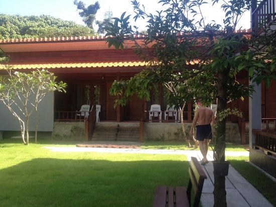 لانتا ثيب هاوس: Notre bungalow