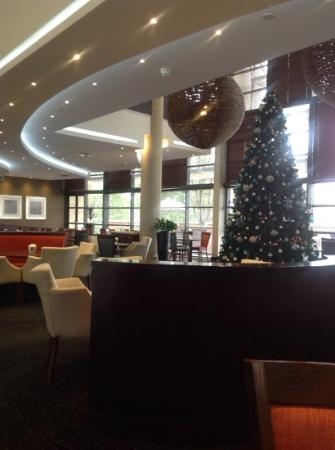 City Lodge Hotel Fourways : breakfast at the lodge