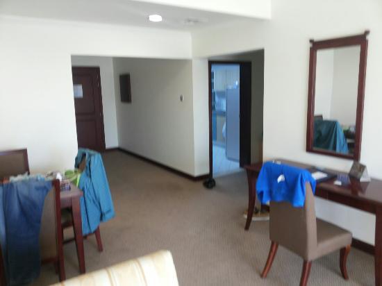 Siji Hotel Apartments: Nice