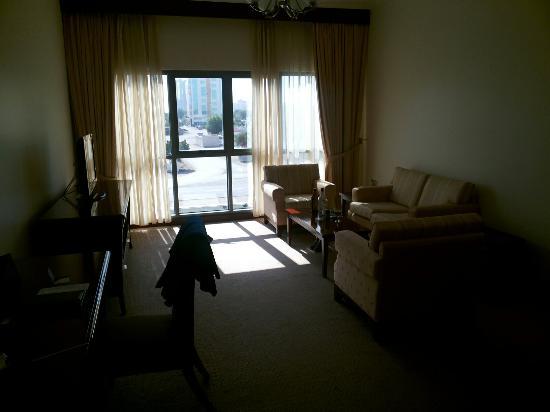 Siji Hotel Apartments: Good view