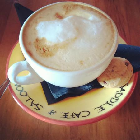 Cook Saddle Cafe & Saloon : coffee