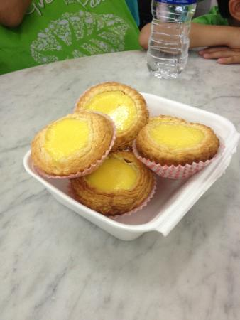 Image result for nam heong egg tart