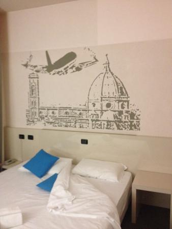 B&B Hotel Firenze Novoli: Camera