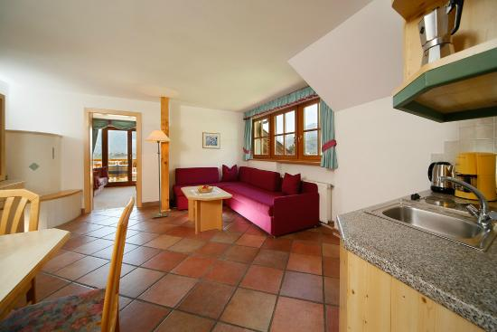 Johanneshof Hotel & Residence: Suite de Luxe