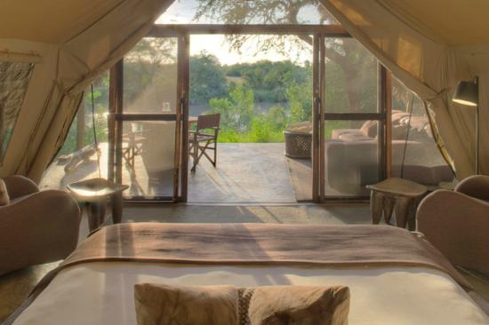 ‪andBeyond Grumeti Serengeti Tented Camp‬