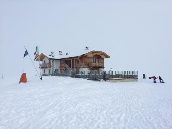 La Terrazza delle Dolomiti : Neve