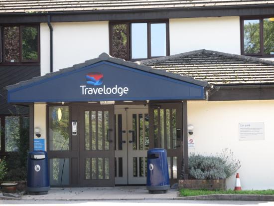 Travelodge Bridgend Pencoed : Entrance