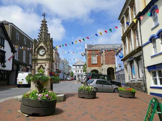 Great Torrington, UK: Torrington Town Square