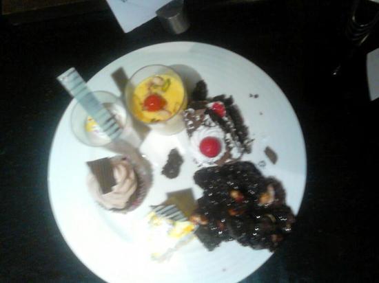 Svenska Design Hotel, Mumbai (Bombay) : Yummylicious !!!!!