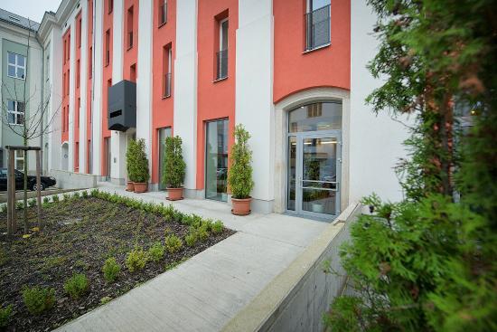 EA Business Hotel Jihlava: Hotel