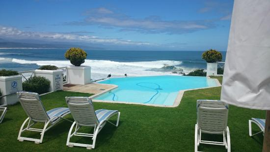 SeaFood at The Plettenberg: View from my table