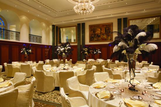 Hotel Adlon Kempinski : Ballsaal Christmas