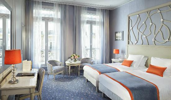 Hotel chateau frontenac chambre standard privilège twin privilege room twin