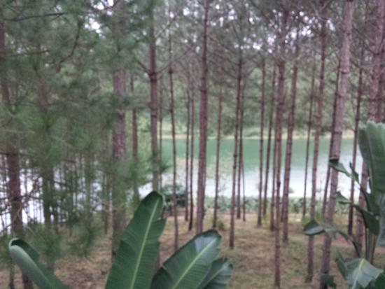 Dalat Edensee Resort & Spa: Side Lake View