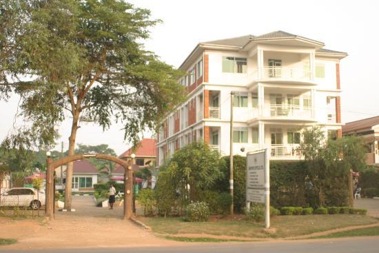 Marphie Hotel Entebbe