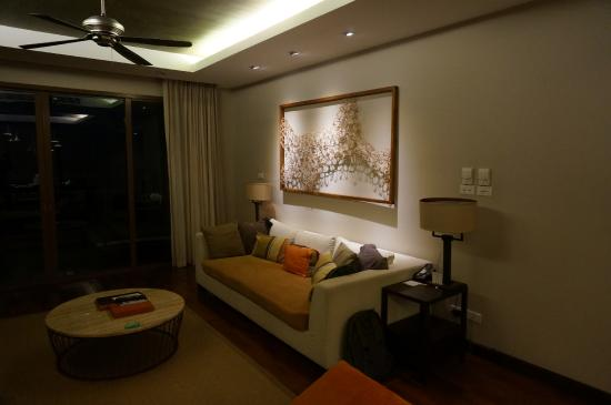ShaSa Resort & Residences, Koh Samui: Comfortable sofa