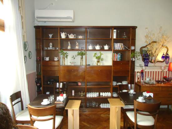 Le Vitral Baires Boutique Hotel : Preciosos muebles