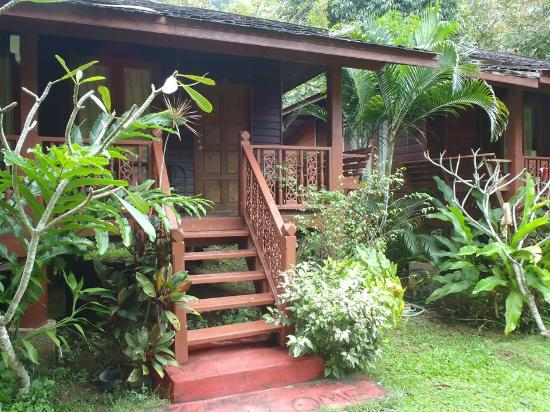 Aonang Mountain Paradise: The unit where I stayed