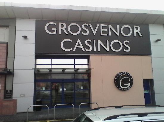 Grosvenor casino stoke gambling winnings losses