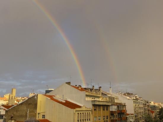 Residencial O Paradouro : Вид с балкона