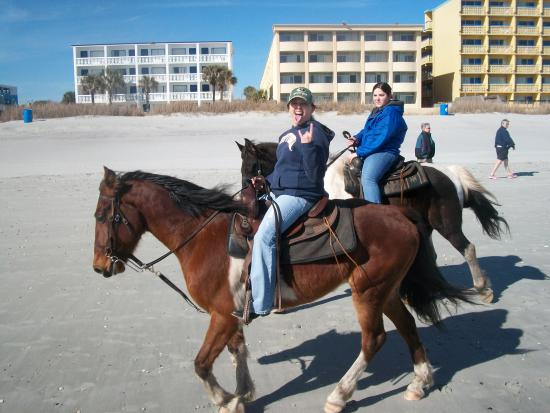 Horseback Riding of Myrtle Beach: Myrtle Beach Riding