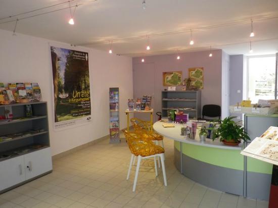 Office Tourisme Centre Morbihan Communaute