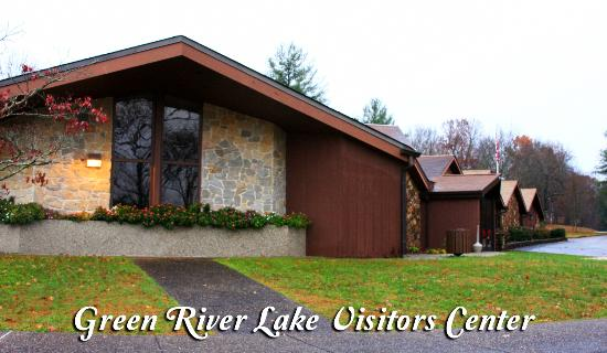 Green River Lake - US Army Corps of Engineers Visitor Center