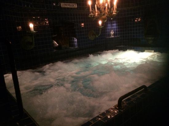 Hotell Gastis: Relaxpoolen