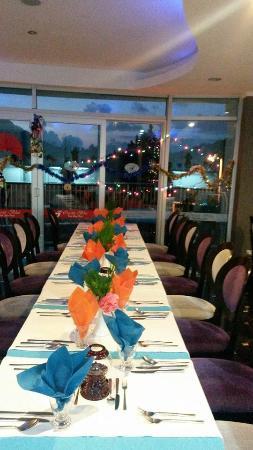 Sapphire A la Carte & Sea Food Restaurant OceanBlue Hotel
