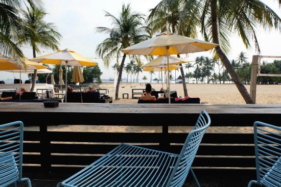 Tanjong Beach : Aloha feeling at the beach club