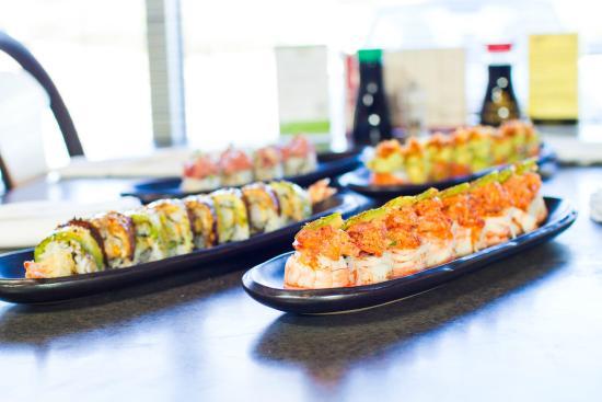 restaurant review reviews tasu asian bistro sushi raleigh north carolina