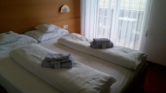 Hotel Steinmannwald: Particolare dlela camera