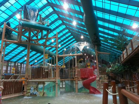 Waterpark picture of westgate smoky mountain resort for About you salon gatlinburg tn