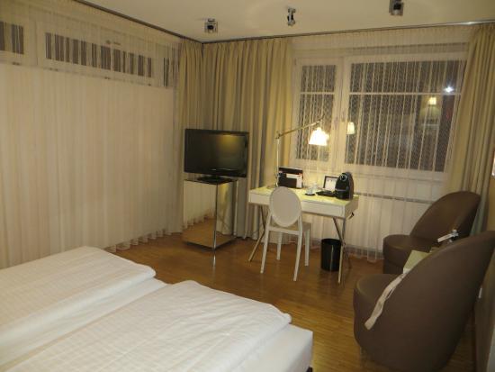 Hotel Santo: le stanze