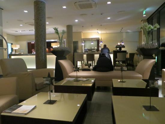Hotel Santo: la hall