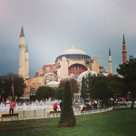 Hagia sophia mosque and museum - Picture of Hagia Sophia ...