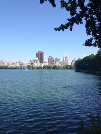 Jacqueline Kennedy Onassis Reservoir: Bela vista!