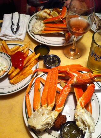 The Fish Company: Crab Legs and All the Fixin's!