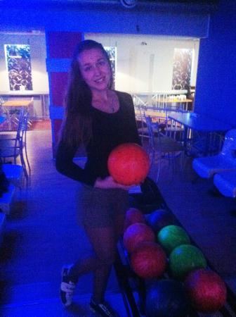 Bowling Club Sphere