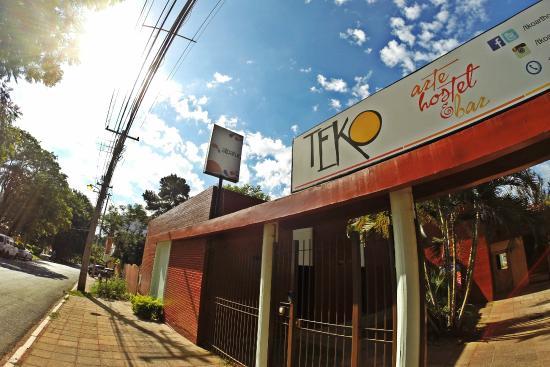 Teko Arte Hostel & Bar