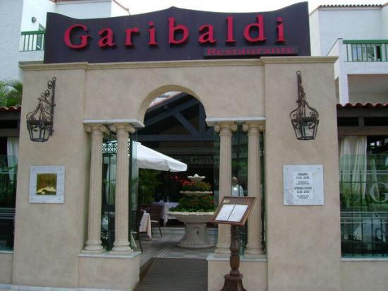 Garibaldi Restaurant: Restaurante Garibaldi