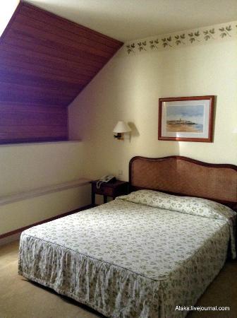 Hotel Solar Palmeiras: Bedroom
