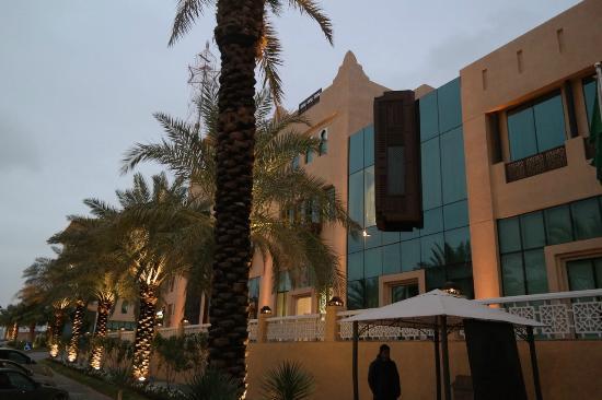 Al Mashreq Boutique Hotel - Small Luxury Hotels of The World - : Inside courtyard