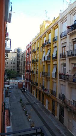 Maritim Apartamentos: Вид из номера