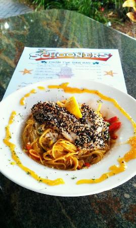 Schooners Restaurant Jupiter Menu