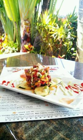 Schooners Restaurant: Tuna Tartare