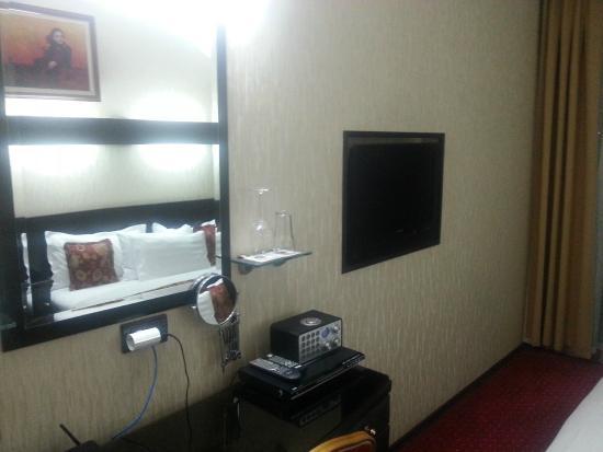 Prezident Hotel: Bedroom