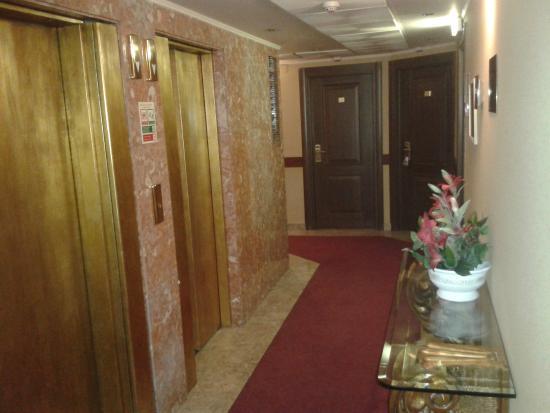 Turim Lisboa Hotel: Flurbereich