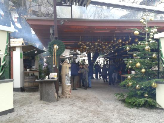 Entrata ristorante picture of braugarten giardino forst for Giardino forst