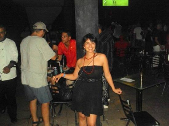 Casa de la Musica: Casa de la música, Varadero, Cuba.